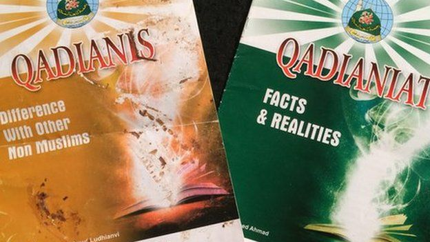 Leaflets found Stockwell Green mosque