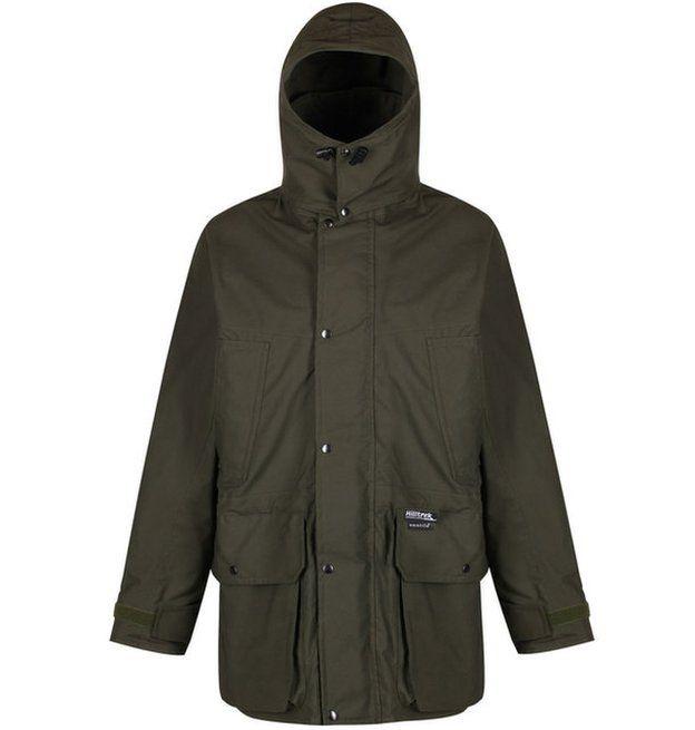 Glencoe jacket