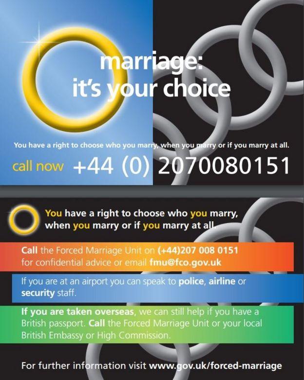Afiche del gobierno de Reino Unido