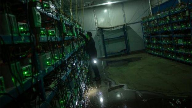 Bitcoin mineros