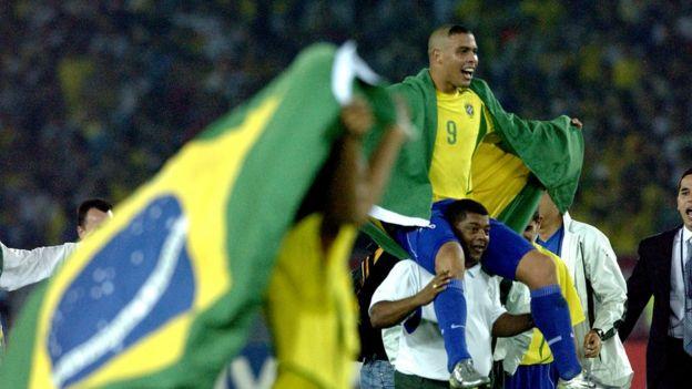 巴西是世界杯歷史上最成功的球隊。