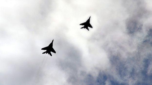 Два МиГ-29
