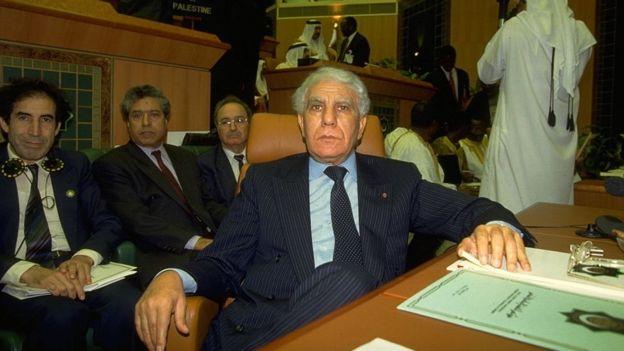 رئيس الجزائر الشاذلي بن جديد