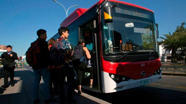 Bus eléctrico