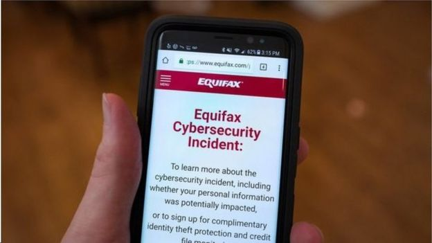 Equifax公司存有超过8.2亿消费者的数据以及9100万企业的信息。