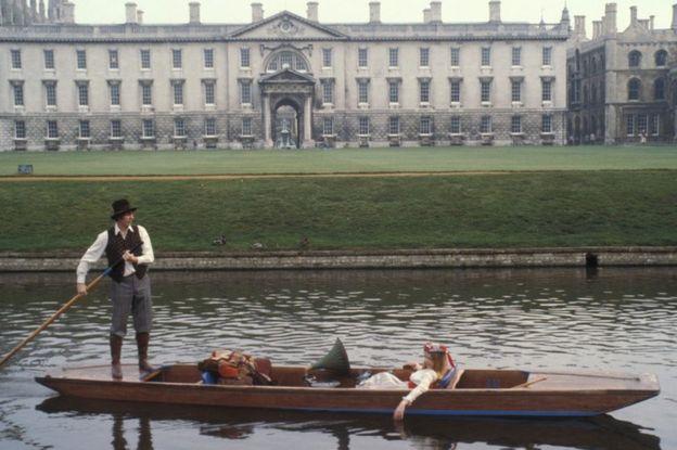 9e223cad1e95d Doctor Who  Tom Baker returns on camera for 1979 Shada serial - BBC News