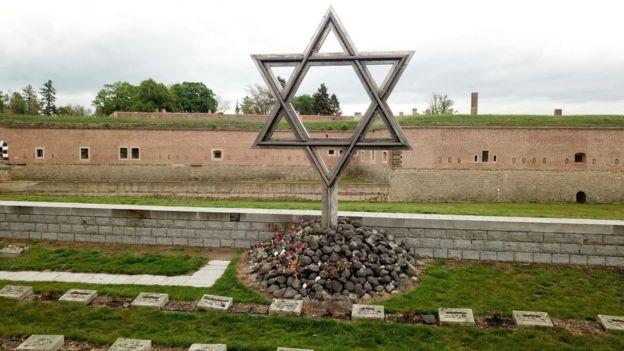 Theresienstadt memorial