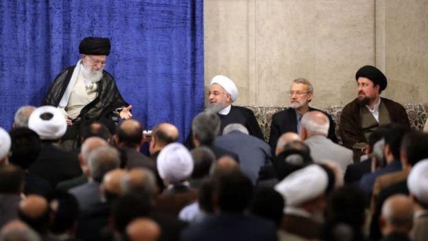 مقام های ارشد ایران از خروج دونالد ترامپ از توافق برجام ناخرسندند