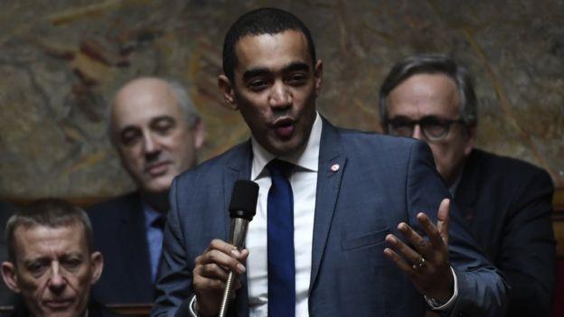 French La Republique en Marche (LREM) party MP Said Ahamada