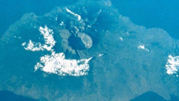 1815 இல் தம்போராவின் வெடிப்பே மிகப் பெரியதாக கருதப்பட்டது.