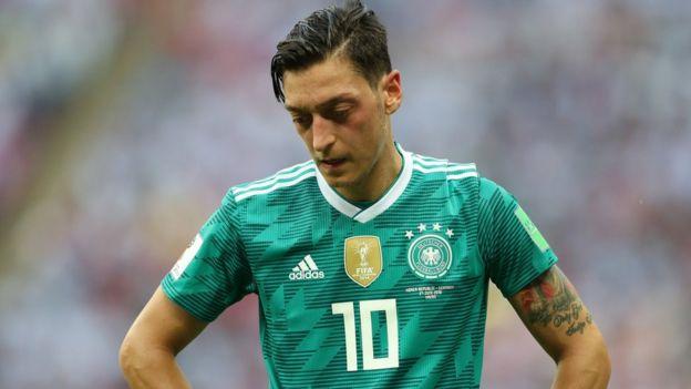 Mesut Özil, Almanya Milli Takımı formasıyla