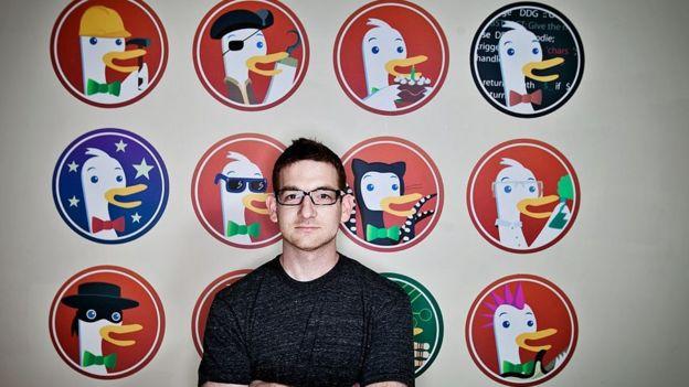 Gabriel Weinberg, founder, DuckDuckGo