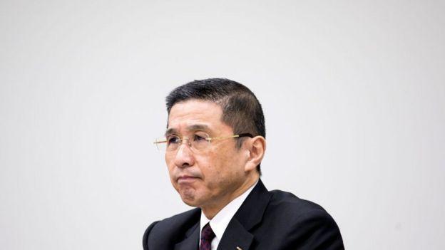 هیروتو سایکاوا، مدیر نیسان اتهام کودتا علیه کارلوس گون را رد کرده است