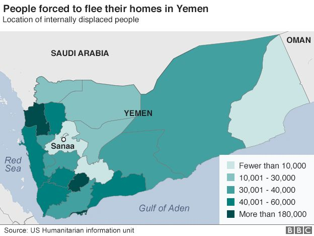 Yemen crisis Famine threatens wartorn country warns UN  BBC News
