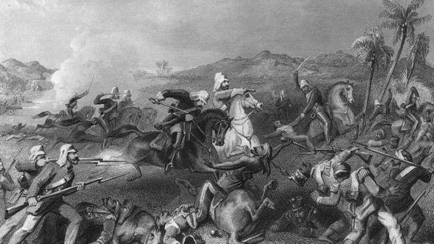 1857 की क्रांति