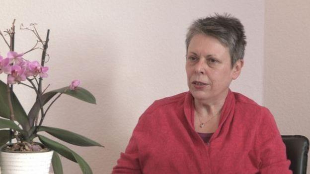 Bà Petra Schlagenhauf là đại diện của ông Trịnh Xuân Thanh, người bị hại, trong phiên tòa 'bắt cóc ở Berlin'