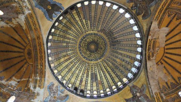 Cúpula de Santa Sofía