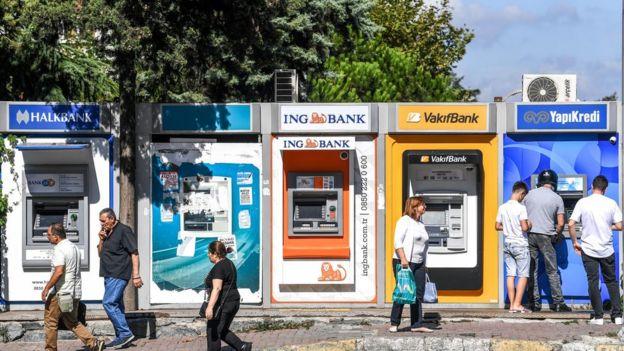 ATM'ler