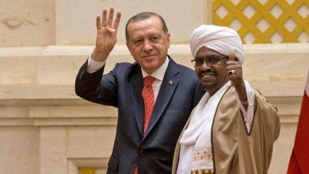 Ömer El Beşir döneminde Sudan'ın Türkiye ile ilişkisi yakınlaşmıştı