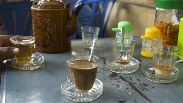 kopi dengan SKM