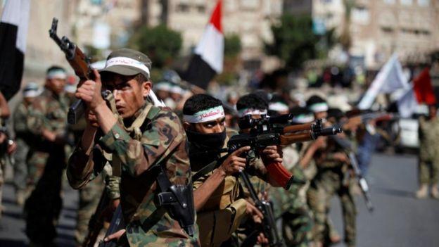 إيران نفت بشدة وغير مرة أن تكون وراء تزويد الحوثيين بأي نوع من الأسلحة