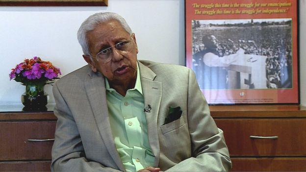 দিল্লিতে বাংলাদেশের রাষ্ট্রদূত সৈয়দ মোয়াজ্জেম আলি