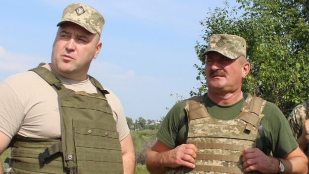 Генерал Кравченко