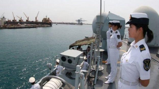 angkatan laut cina