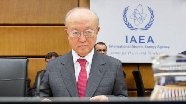"""رئیس آژانس بینالمللی انرژی اتمی گفته بازرسان این سازمان از تمامی مراکز و تاسیسات هستهای ایران که """"نیاز"""" به بازرسی داشته، بازدید کردهاند"""