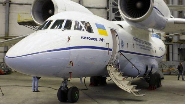 Ан-74Т