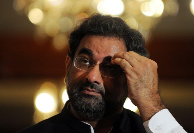 وزیر اعظم پاکستان جیل