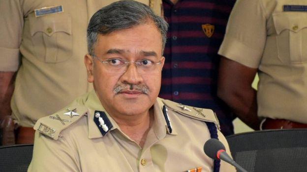 बेंगलुरू ईस्ट के एडिशनल कमिश्नर ऑफ़ पुलिस सीमंथ कुमार सिंह