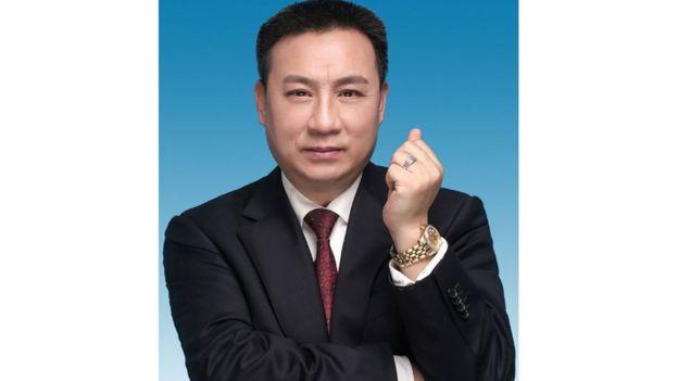 Liang Bo, director de Shezhou Zhongtai