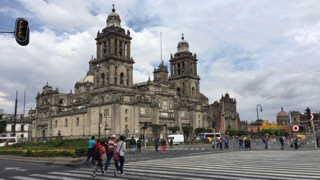 Catedral Ciudad de México