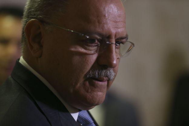 Sérgio Etchegoyen, ministro do Gabinete de Segurança Institucional