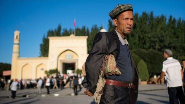 Şincanda Uygurlar
