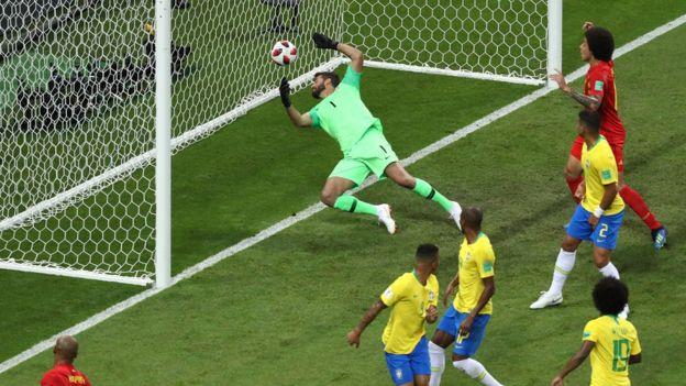 Brezilyalı Fernandinho'nun kendi kalesine attığı gol
