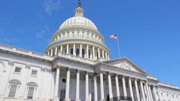 Congresso americano, em Washington