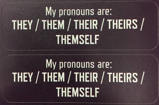 Beyond 'he' and 'she': The rise of non-binary pronouns - BBC