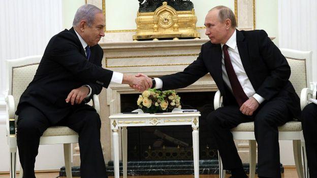 Netanyahu ve Putin, Eylül 2015'ten bu yana 11 kez bir araya geldi.