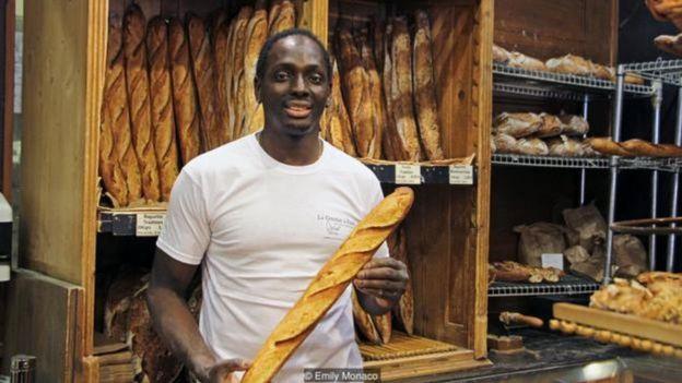 Thợ làm bánh Djibril Bodian đã hai lần giành được giải Paris Paris Grand Prix trong 9 năm qua.