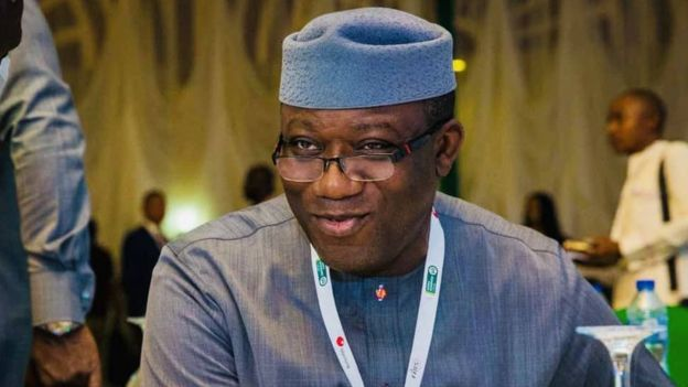 Image result for kayode fayemi