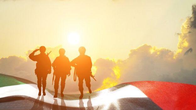 جنود من الجيش الإماراتي