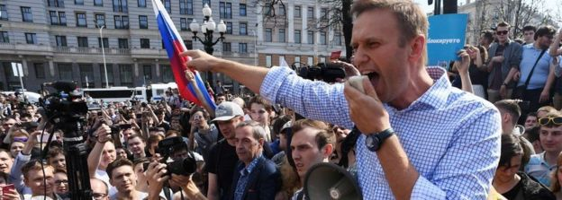 Mr Navalny