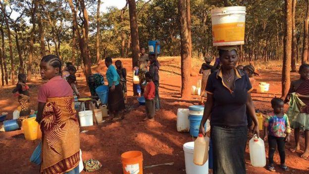 hadi hivi sasa, kuna wakimbizi Laki 2 na elfu 41 kutoka Burundi wanaopatiwa makazi nchini Tanzania.