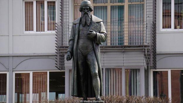 Estátua de Gutenberg