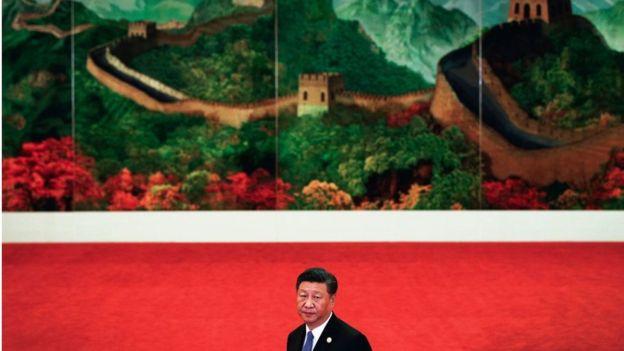 Си видит Китай мировым лидером