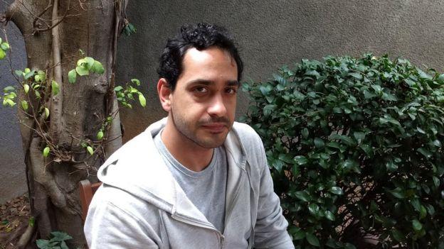 Walter Mastelaro em foto de arquivo pessoal