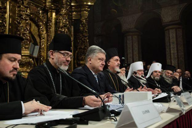 Робочою мовою собору була англійська з синхронним перекладом на українську