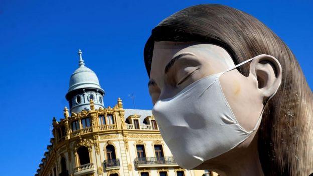 Fallas en España